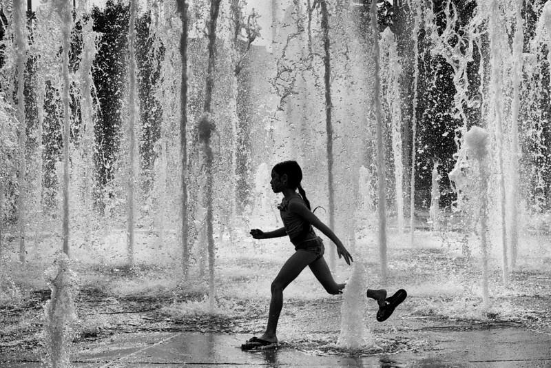 Girl Fountain
