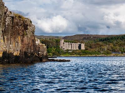 Dunvengan Castle