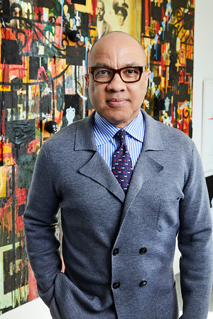 Ford Foundation - Darren Walker 2018