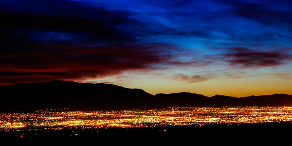ABQ night shot