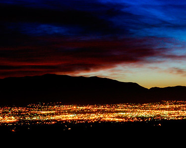 ABQ Sunrise shot