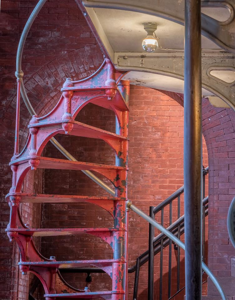 Spiral Stair # 1