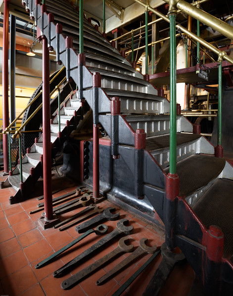 MWW  Pump Stairs # 2