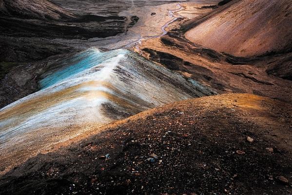 Landmannalaugar V, Iceland