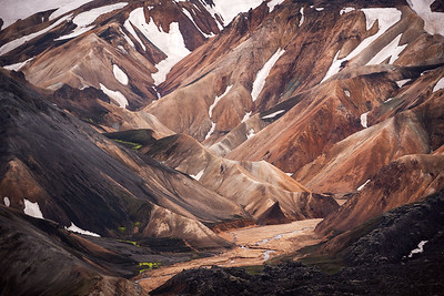 Landmannalaugar III, Iceland