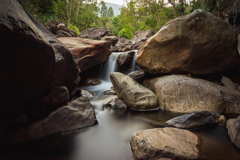 Rio Claro Waterfalls -#Manhumirim - #MinasGerais - #Brazil