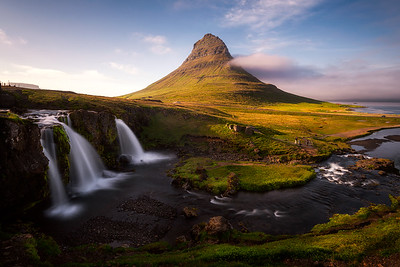 Kirkujfellsfoss, Iceland