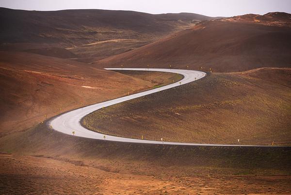 Curves, Iceland