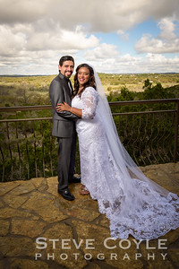 Happy Anniversary Ashanti and Carlos! Photo by Steve Coyle Photography (www.stevecoylephotography.com)