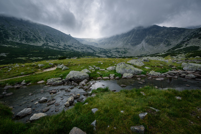 Rila National Park, Bulgaria