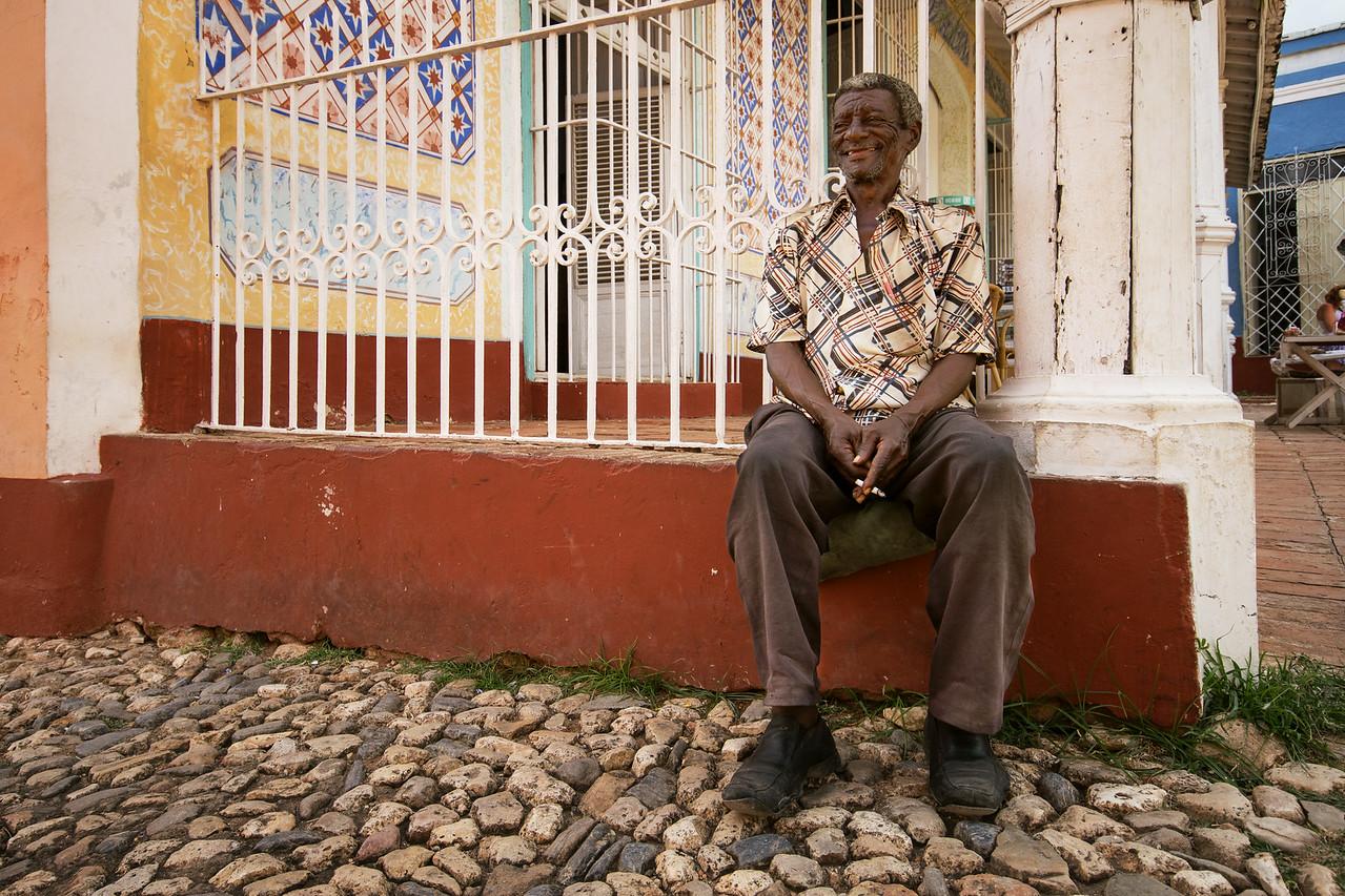 Кубинцы —очень жизнерадостны несмотря ни на что