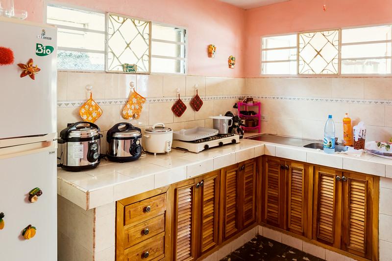 Кухня с «государственной» техникой