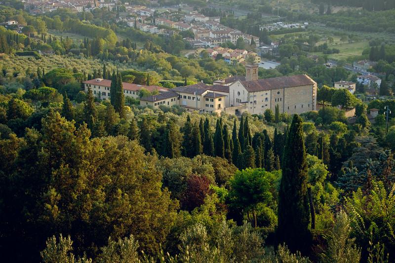 Fiesole, Tuscany Region, Italy