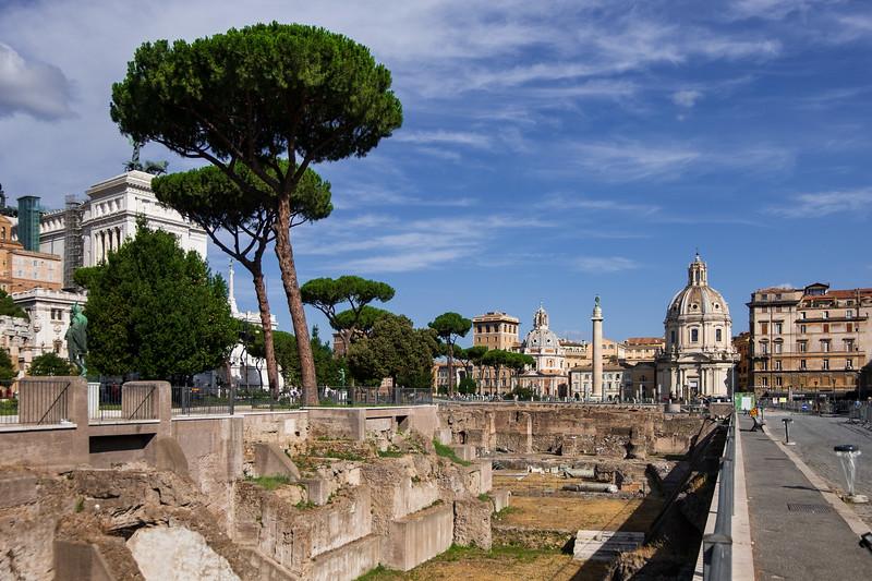 Rome, Piazza Venezia, Italy