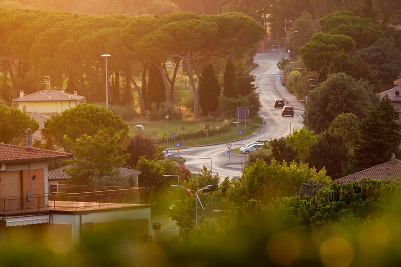 Castiglione del Lago, Tuscany Region, Italy