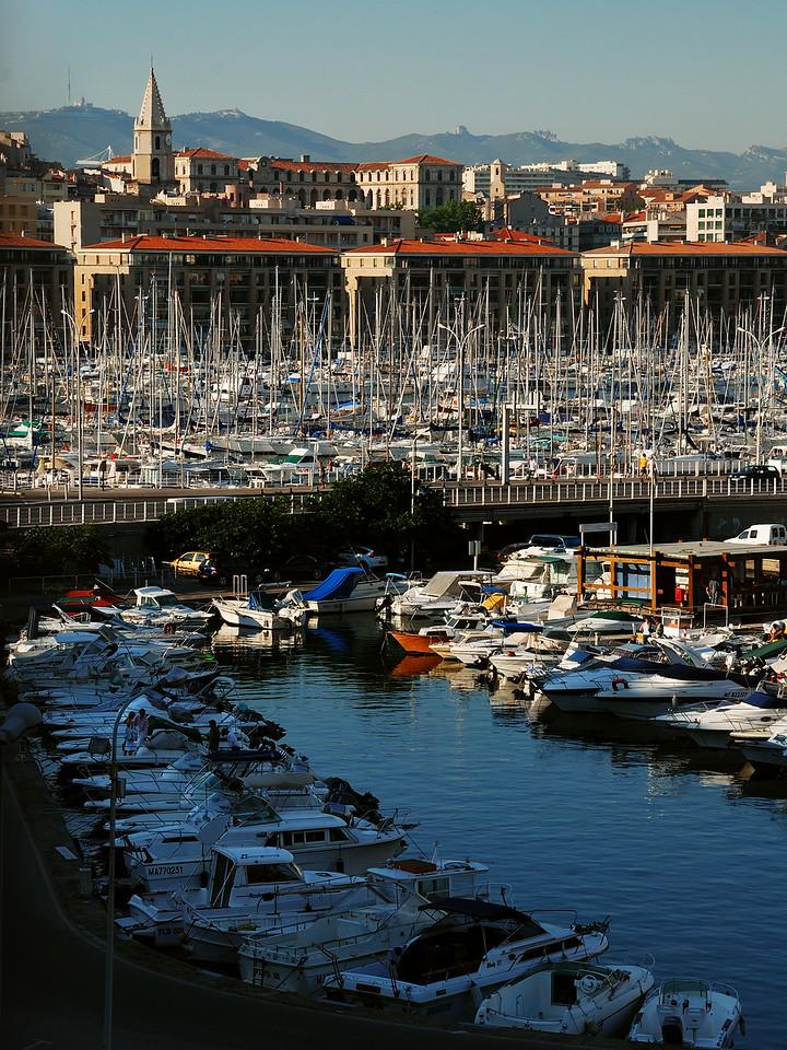The Vieux Port