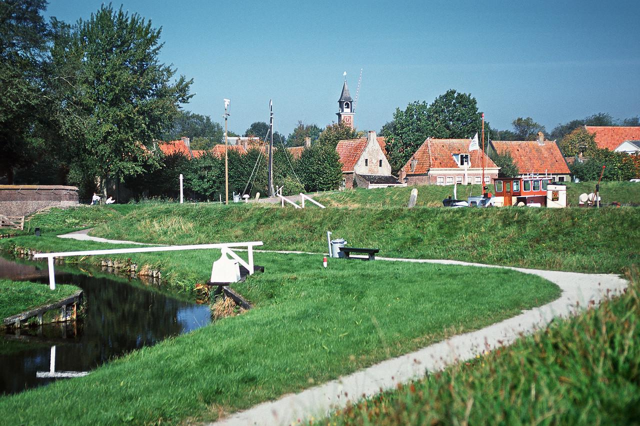 Zuiderzee Museum. Enkhuizen, The Netherlands