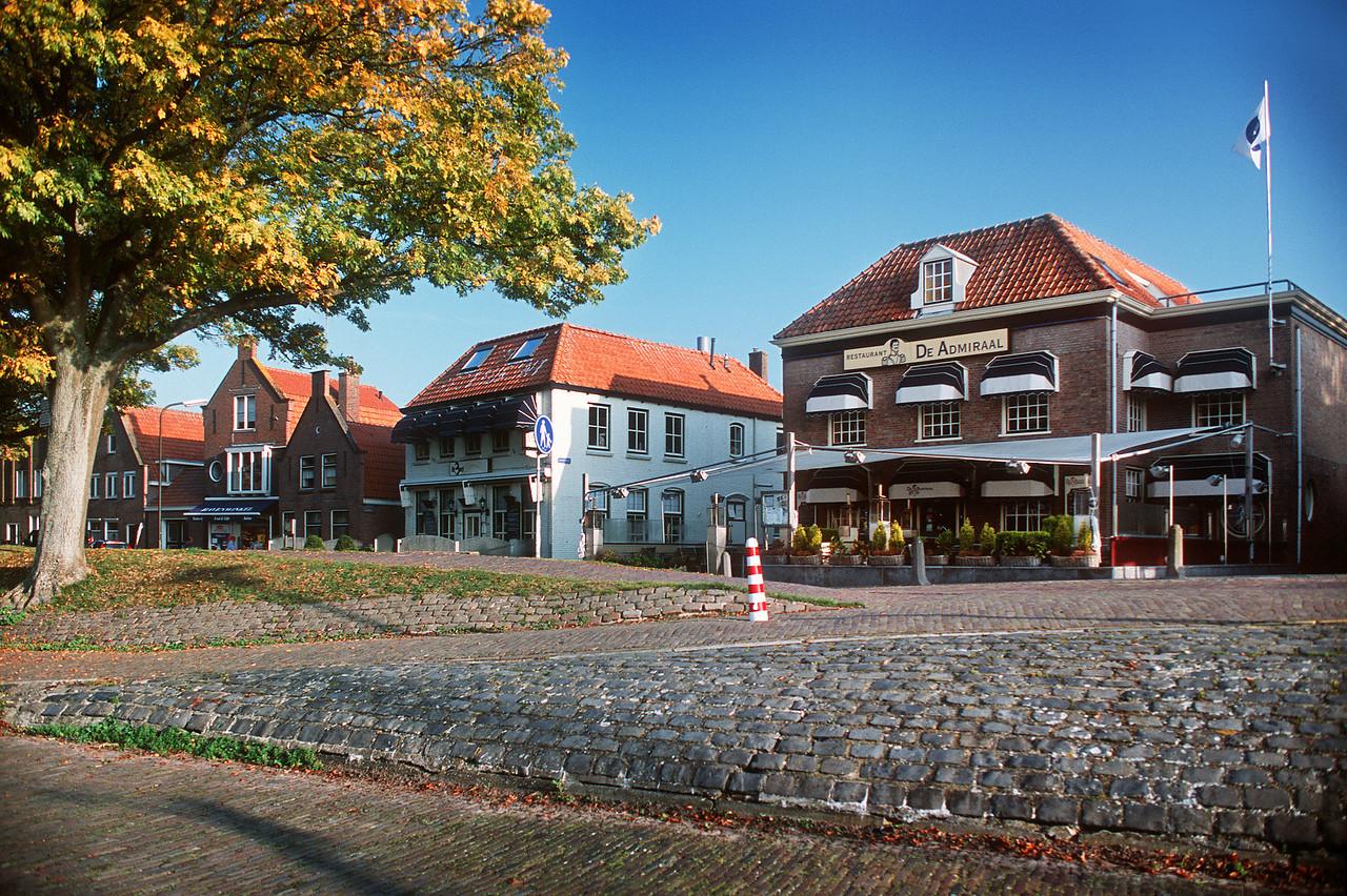 Havenveg str. Enkhuizen, The Netherlands
