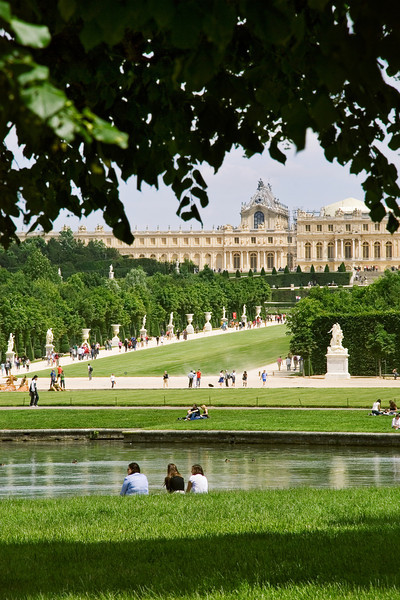 Versailles, Palace View