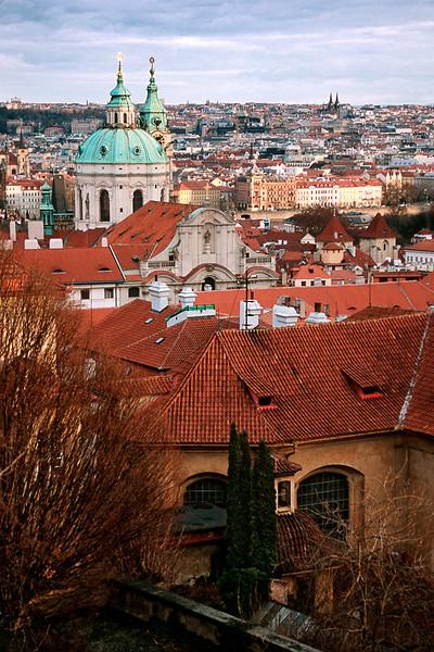Вид на Прагу / Prague View