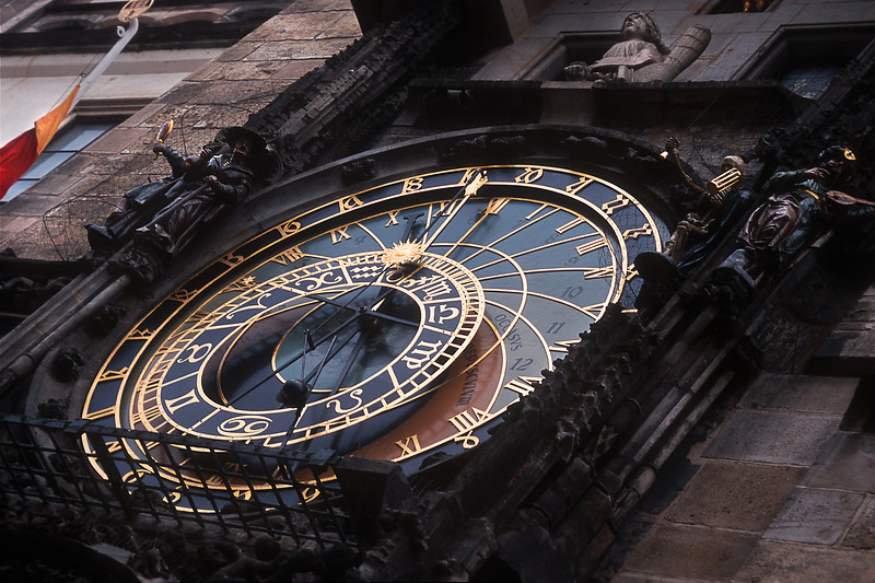 Пражские куранты / Prague Astronomical Clock