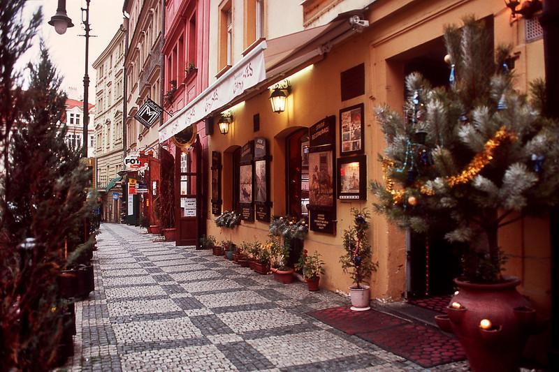 Пражская улочка / Prague Street