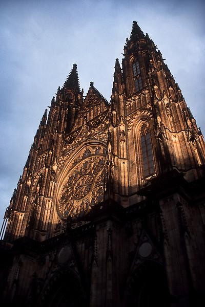 Собор св. Вита / St. Vitus' Cathedral