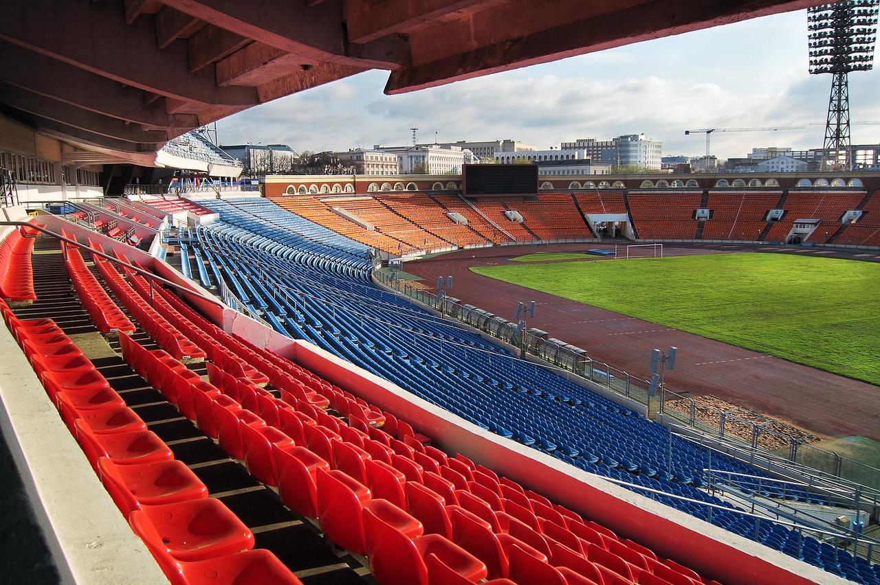 Стадион «Динамо» в Минске