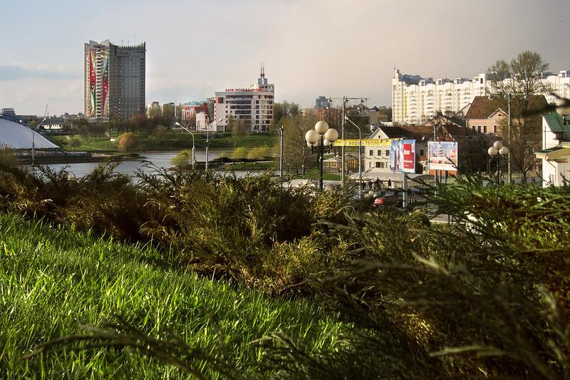 Минск, река Свислочь