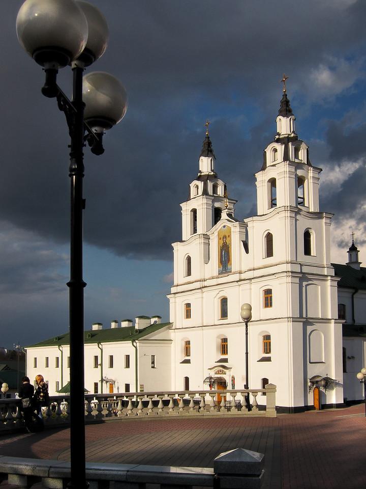Свято-Духов кафедральный собор в Минске