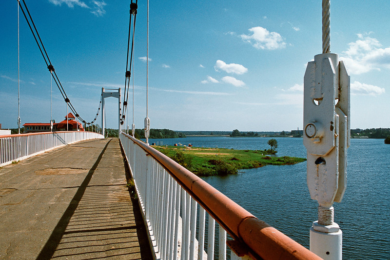 Йошкар-Ола. Парковый мост