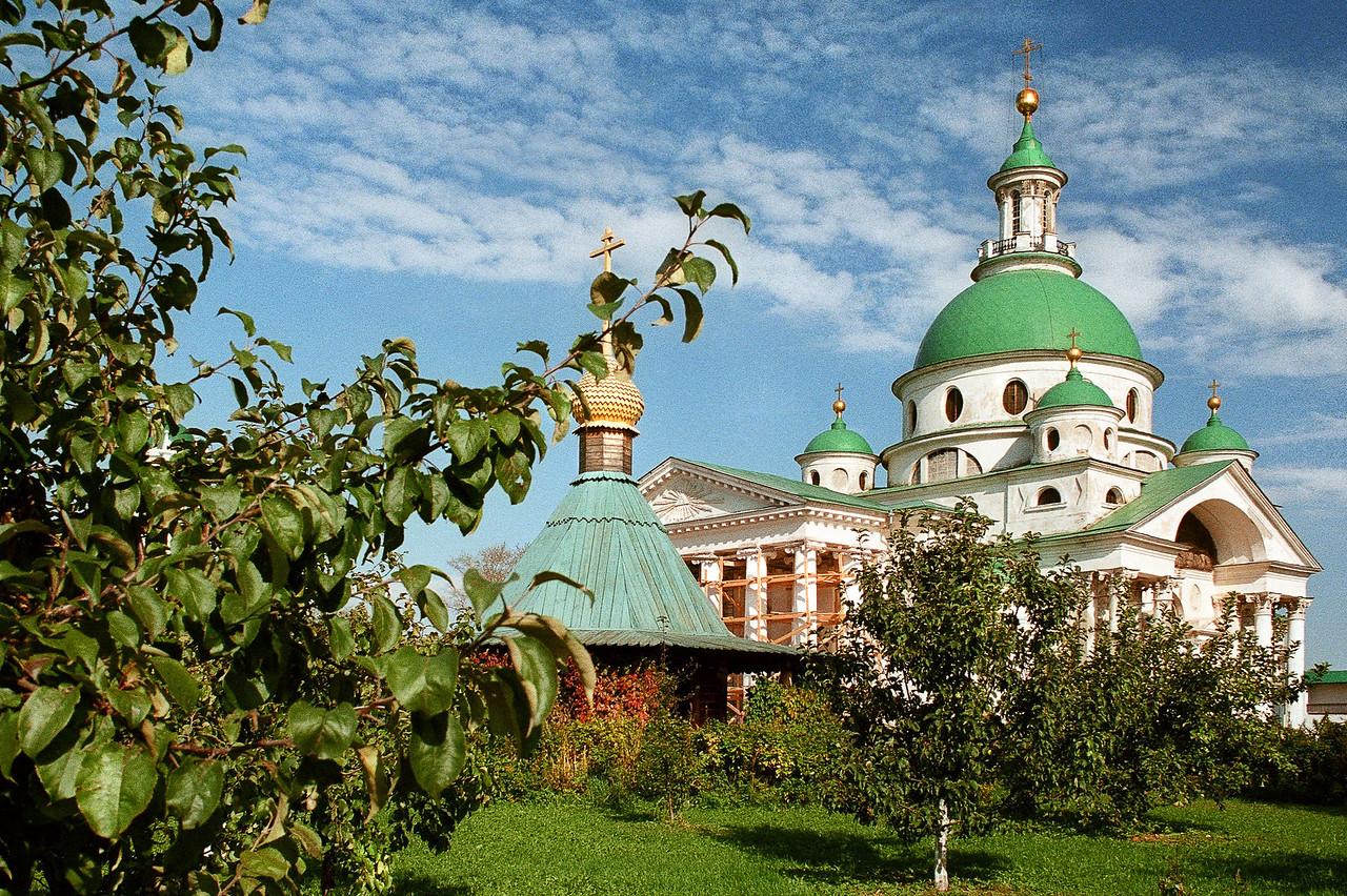 Димитриевский собор Спасо-Яковлевского монастыря. Ростов Великий
