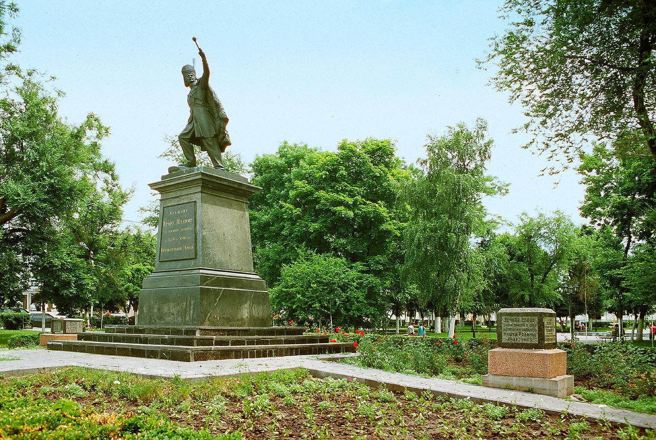 Rostov Region, Novocherkassk<br /> Ростовская область, Новочеркасск