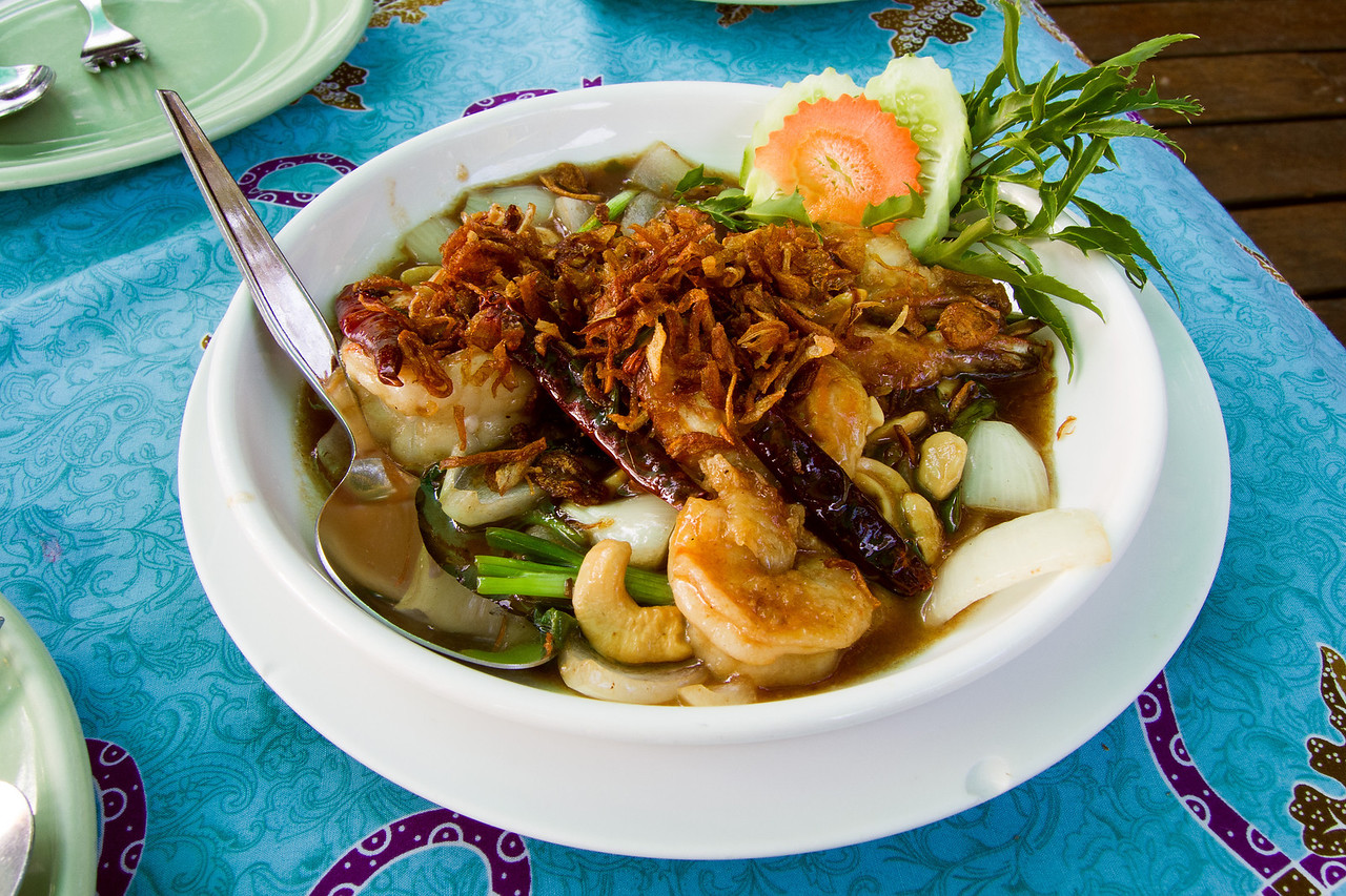 Traditional food of Thailand