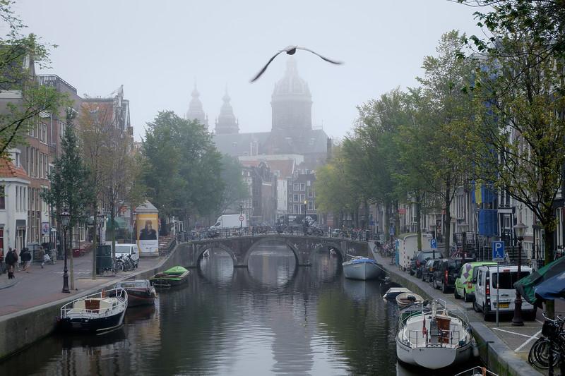 Church of Saint Nicholas, Amsterdam, The Netherlands<br /> Церковь Святого Николая, Амтердам, Нидерладны