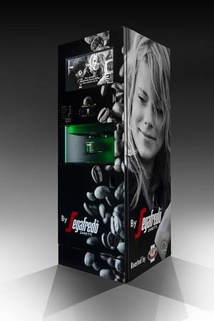 Reclamefotografie | Koffiemachine Fabrikant Segafredo Coffee Machine