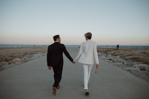 SAME SEX ELOPEMENT IN BARCELONA   Lukas & Mitch