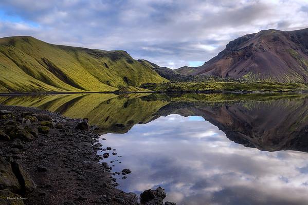 Landmannalaugar Reflections