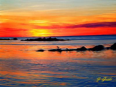 1673 sunset