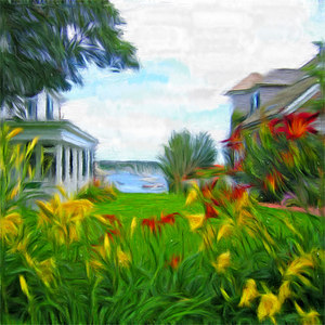 edgartown painting