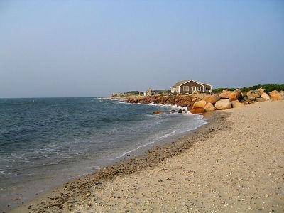 Tashmoo Beach House