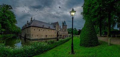 The Medieval Light of Kasteel Heeswijk