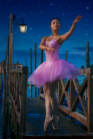 Night Ballerina