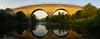 Historical Five Arch Bridge at Dawn