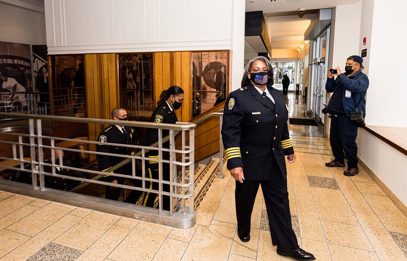Top Black Law Enforcement Leaders
