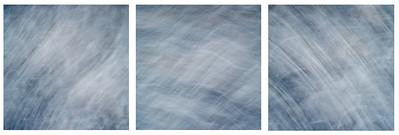 Sandstone, Queenscliff Headland ICM: 3 seperate images: twist and wave Exposure: 2.5 seconds