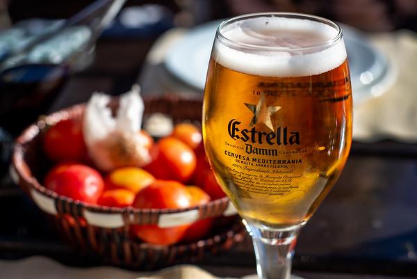 La Vinya Nova Restaurant in La Bruc, Barcelon, Spain. http://restaurantvinyanova.com/en/