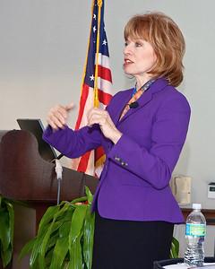 Gloria Peterson of Global Protocol
