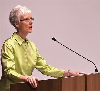 Dr. Pat Somers, Professor of Psychology, Benedictine University