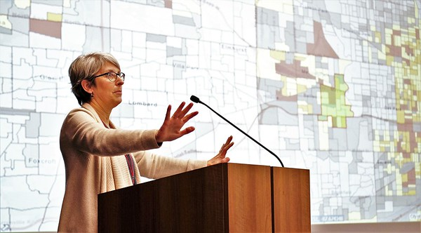Dr. Susan Buchanan, MD, MPH - Keynote Speaker at Benedictine University's Spring 2019 Teach-In on Social Justice